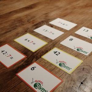 Somlopen kaartjes basisspel